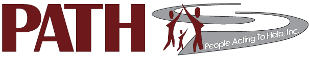 PATH (People Acting To Help), Inc. Logo